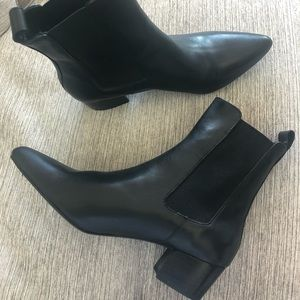Chelsea style boots by Modernvice x Archive sz 36